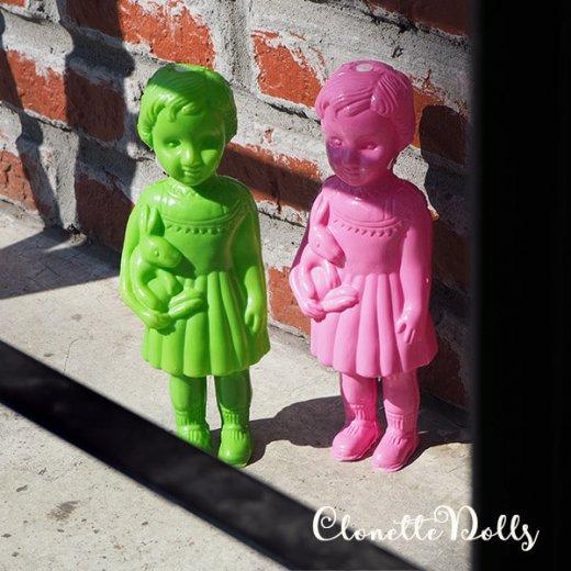 フランス クロネットドール clonette dolls【Apple green】【画像8】