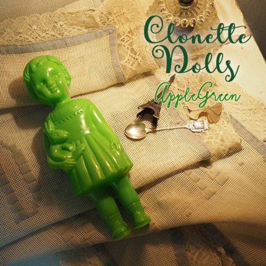 フランス クロネットドール clonette dolls【Apple green】【画像9】