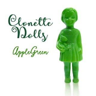 フランス クロネットドール clonette dolls【Apple green】