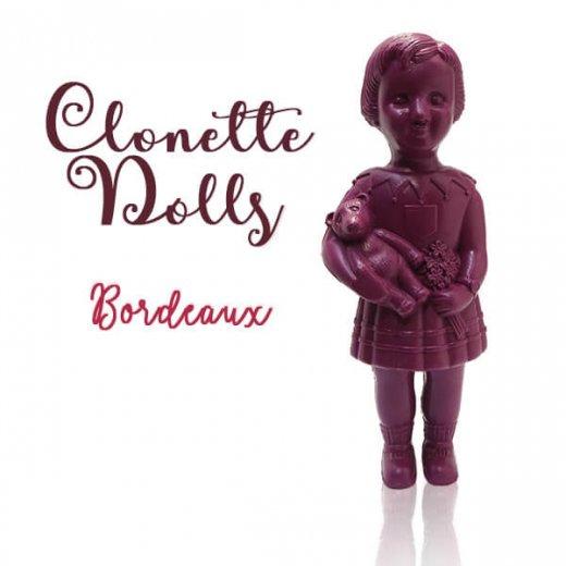 フランス直接買付け品 クロネットドール 28cm clonette dolls【Bordeaux】