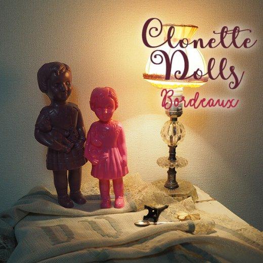 フランス直接買付け品 クロネットドール 28cm clonette dolls【Bordeaux】【画像7】