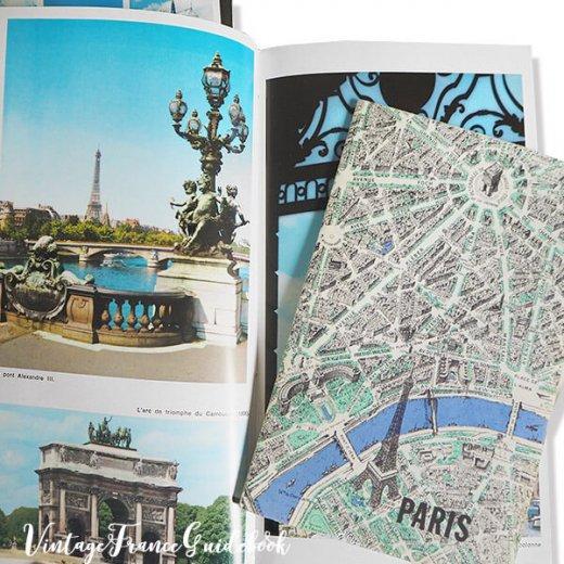 フランス蚤の市より ヴィンテージガイドブック5冊セット 【市内・美術館など】【画像4】