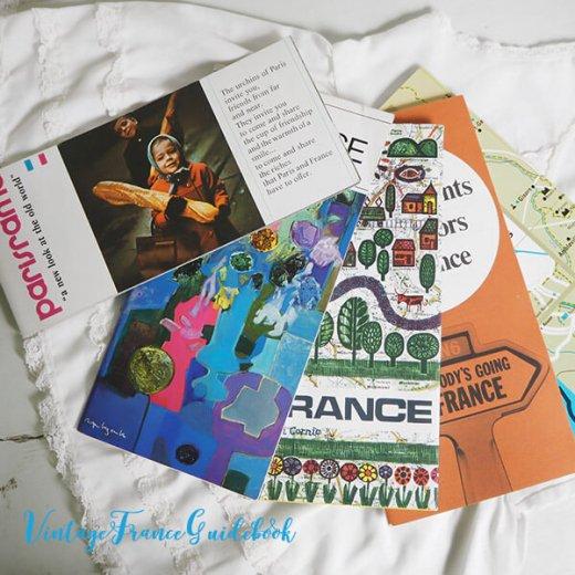 フランス蚤の市より ヴィンテージガイドブック5冊セット 【市内・郊外案内など】【画像8】