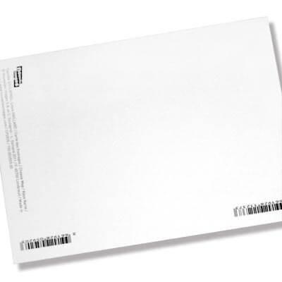 フランス ポストカード(ビーチ シトロエン 2CV)【画像3】