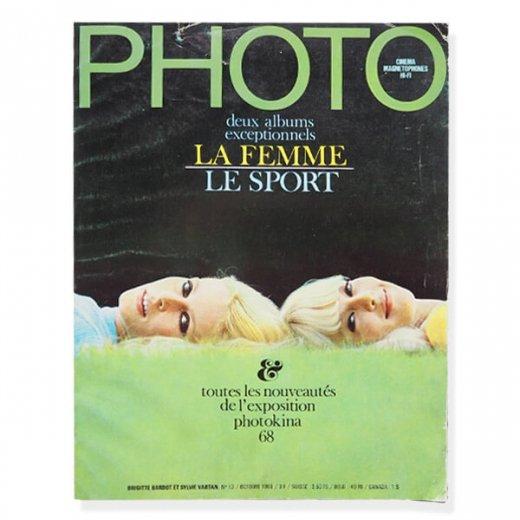 フランス PHOTO(アンティーク カメラ情報雑誌)