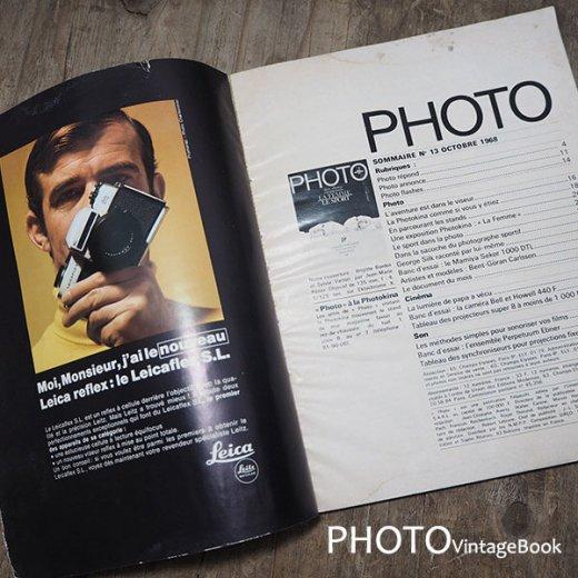 フランス PHOTO(アンティーク カメラ情報雑誌)【画像2】