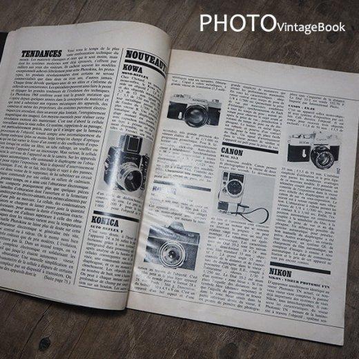 フランス PHOTO(アンティーク カメラ情報雑誌)【画像3】