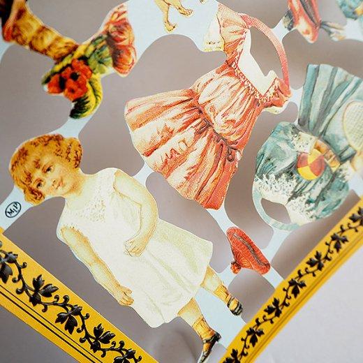 フランス パリ 直接買い付け 限定入荷 デッドストック クロモス【L】(クラシック 着せ替え)【画像4】