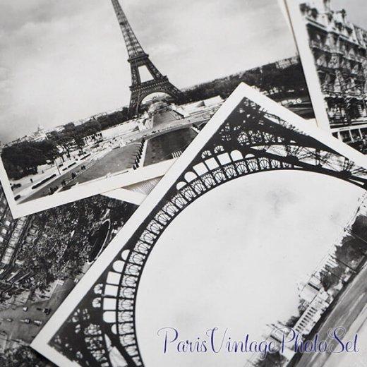 フランス 1930年代 アンティーク スーベニア フォトカードセット(エッフェル塔 凱旋門ほか Souvenir Photo 2) 【画像5】