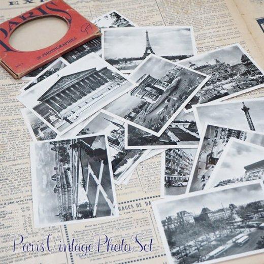 フランス 1930年代 アンティーク スーベニア フォトカードセット(エッフェル塔 凱旋門ほか Souvenir Photo 2) 【画像6】