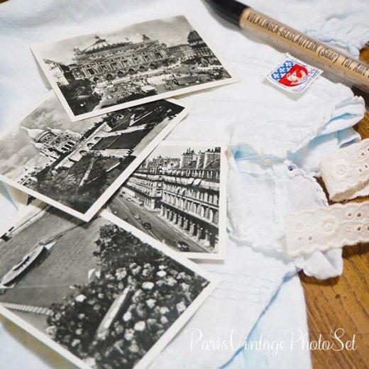 フランス 1930年代 アンティーク スーベニア フォトカードセット(エッフェル塔 凱旋門ほか Souvenir Photo 2) 【画像8】