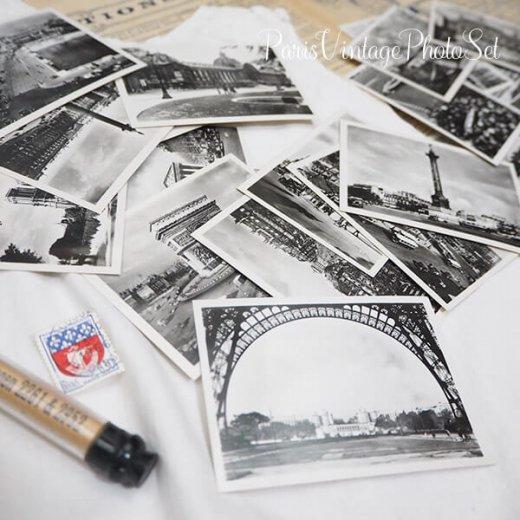 フランス 1930年代 アンティーク スーベニア フォトカードセット(エッフェル塔 凱旋門ほか Souvenir Photo 2) 【画像9】