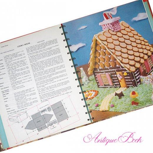 アメリカ 1963年 アンティーク本 レシピブック Betty Croker's【COOKY BOOK ベティ・クロッカー】【画像3】