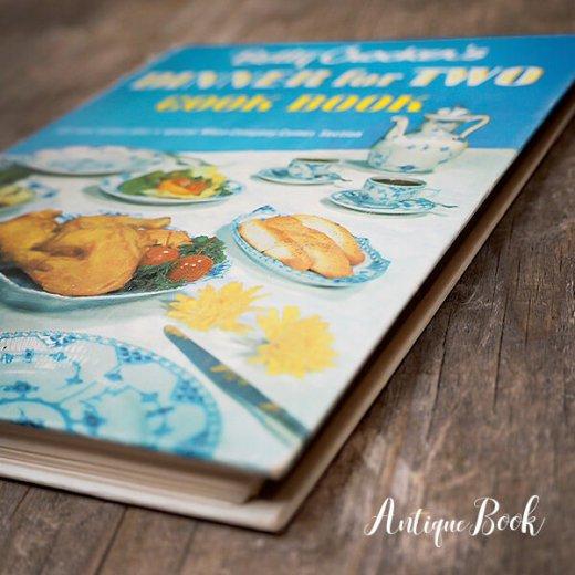 アメリカ 1958年 アンティーク本 レシピブック Betty Croker's 初版【Dinner for Two ベティ・クロッカー】【画像5】