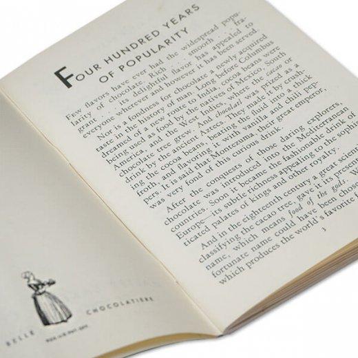 アメリカ 1932年 アンティーク本 レシピブック【Baker's Chocolate ベーカーズチョコレート】【画像2】