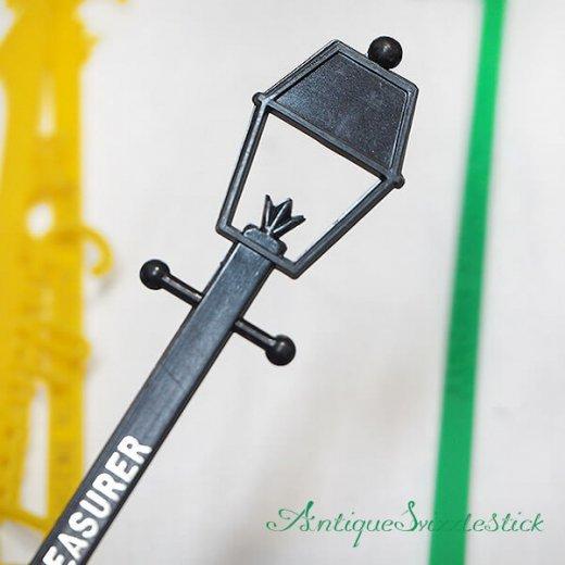 USA アンティーク マドラー  SwizzleSticks アドバタイジング 【Bタイプ・9本set】【画像7】