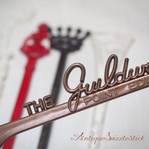 USA アンティーク マドラー  SwizzleSticks アドバタイジング 【Aタイプ・9本set】【画像6】