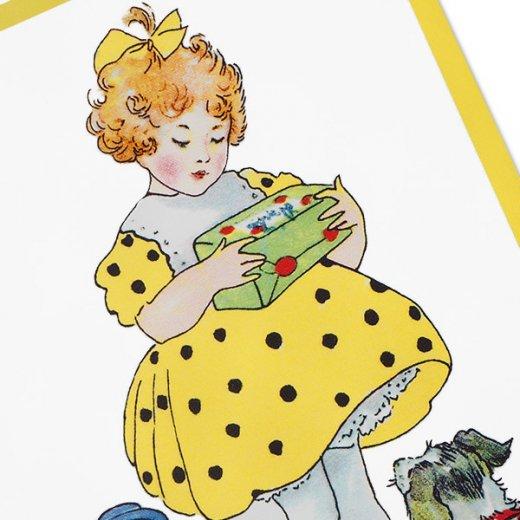 フランス ポストカード  (Jaune jaune)【画像3】
