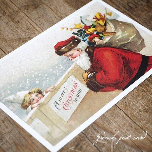 フランスポストカード (Joyeux Noel N)【画像3】