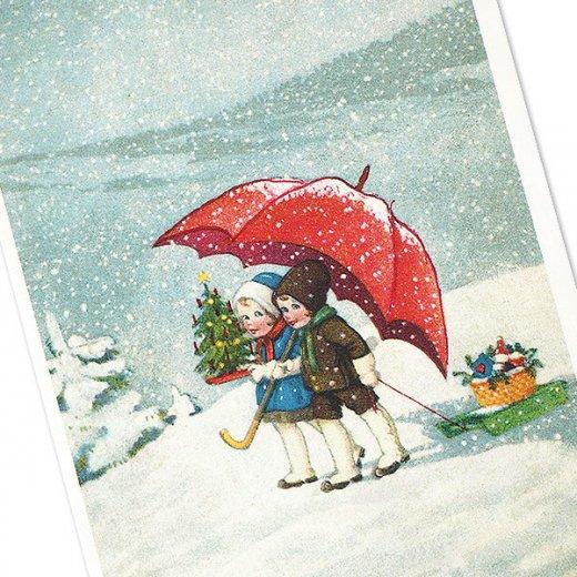 フランスポストカード (Joyeux Noel 0)【画像2】