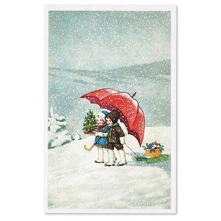 フランスポストカード (Joyeux Noel 0)