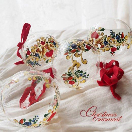 ドイツ ヴィンテージ クリスマスオーナメント【単品売り】 直径8cm  小鳥【画像3】
