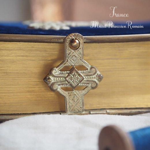 フランス アンティーク 聖書 1870年製【画像4】