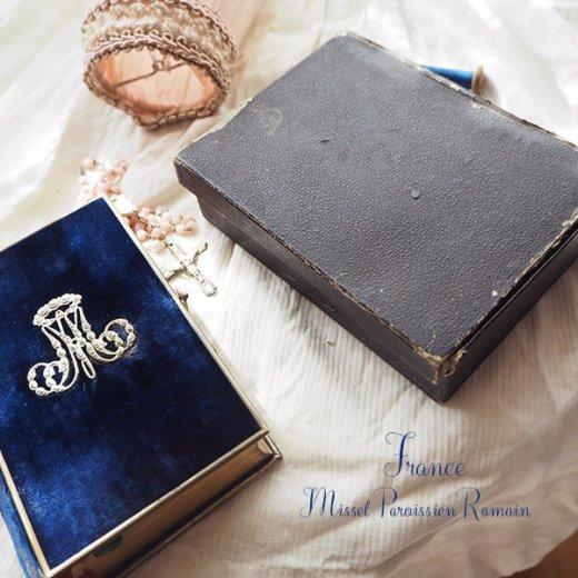 フランス アンティーク 聖書 1870年製【画像8】