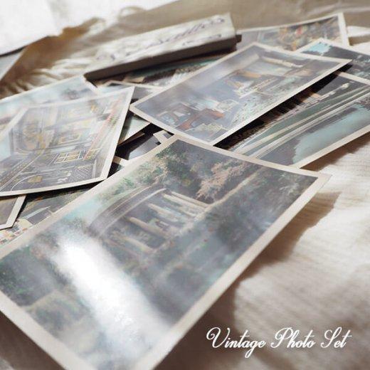 【希少】フランス 1920年代 アンティーク 彩色写真 スーベニア フォトカードセット(ベルサイユ宮殿)【画像9】
