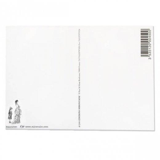 フランス ポストカード 【ヴィクトリアン朝 1877/1879年衣装 】【画像5】