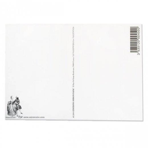 フランス ポストカード 【ヴィクトリアン朝 ルイ16世時代 1777年衣装 】【画像5】