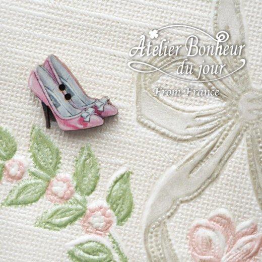 フランス輸入ボタン アトリエ・ボヌール・ドゥ・ジュール【shoes】【画像2】