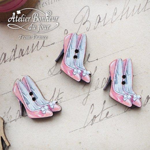 フランス輸入ボタン アトリエ・ボヌール・ドゥ・ジュール【shoes】【画像4】