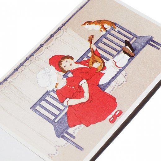 フランス ポストカード  (Mandoline)【画像4】