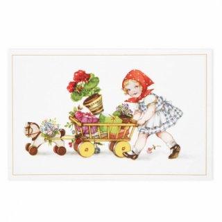 フランス ポストカード  (Petit chaperon rouge)