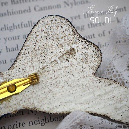 SOLDI ソルディ イタリア フィレンツェ リボン【carmine】【画像6】