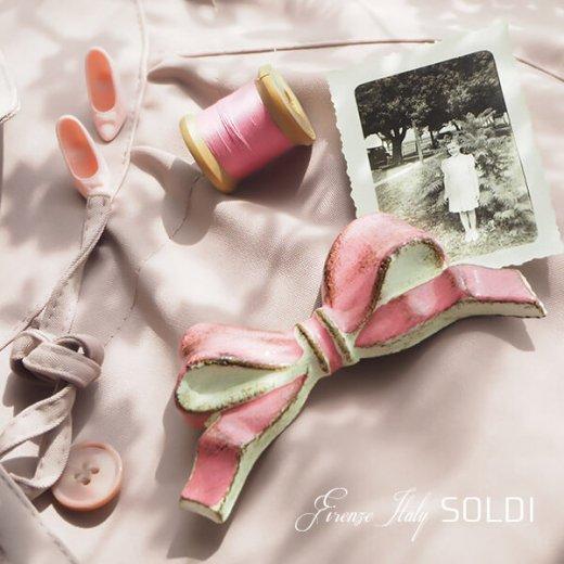 SOLDI ソルディ イタリア フィレンツェ リボン【parispink】【画像4】
