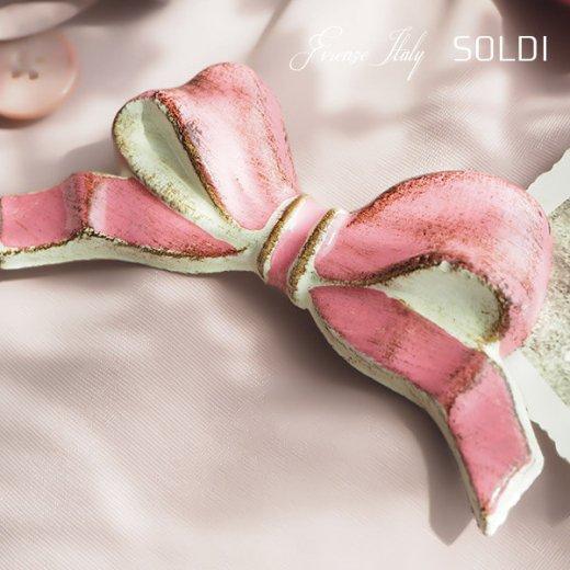SOLDI ソルディ イタリア フィレンツェ リボン【parispink】【画像5】
