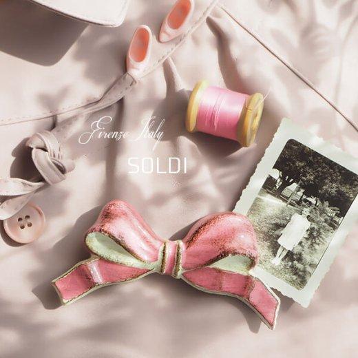 SOLDI ソルディ イタリア フィレンツェ リボン【parispink】【画像6】