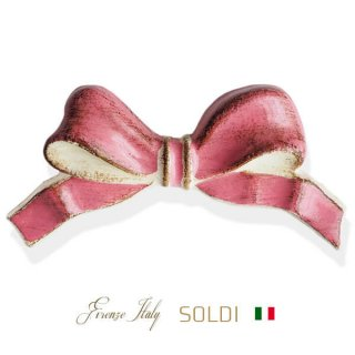 SOLDI ソルディ イタリア フィレンツェ リボン【parispink】