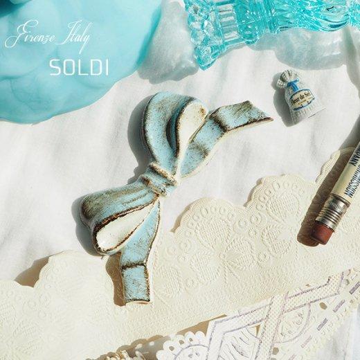 SOLDI ソルディ イタリア フィレンツェ リボン【iceblue】【画像5】
