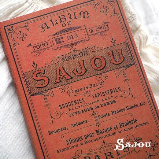 フランス SAJOU 刺繍図案 913【民族衣装】【画像2】