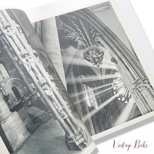 1953年 フランス アルザス写真集(L'ALSACE MERVEILLEUSE・素晴らしいアルザス)【画像2】