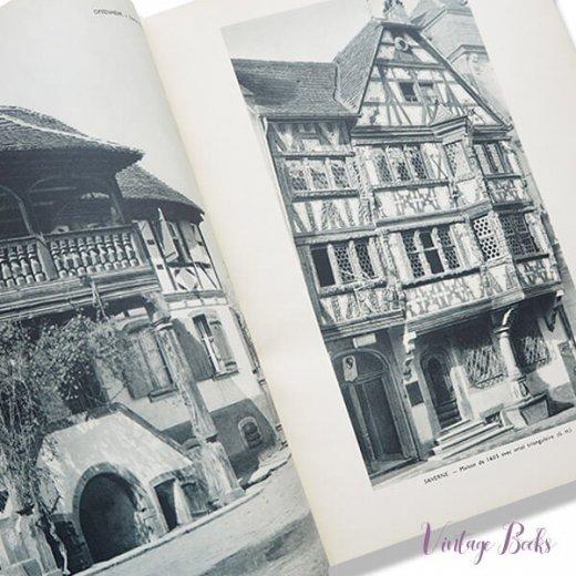 1953年 フランス アルザス写真集(L'ALSACE MERVEILLEUSE・素晴らしいアルザス)【画像3】