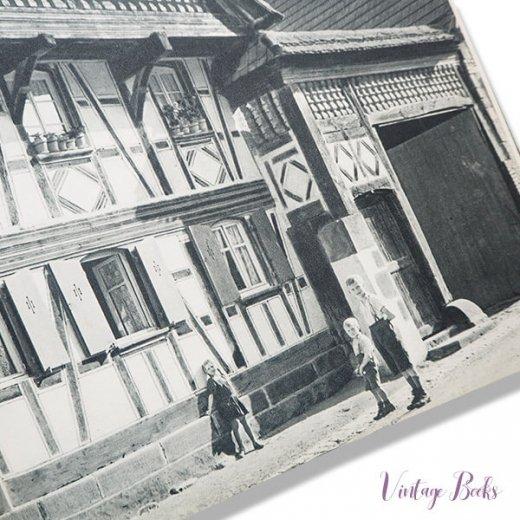 1953年 フランス アルザス写真集(L'ALSACE MERVEILLEUSE・素晴らしいアルザス)【画像4】