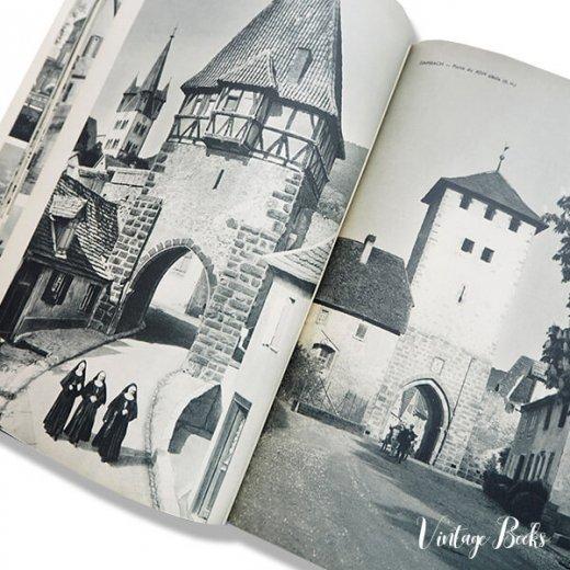 1953年 フランス アルザス写真集(L'ALSACE MERVEILLEUSE・素晴らしいアルザス)【画像5】