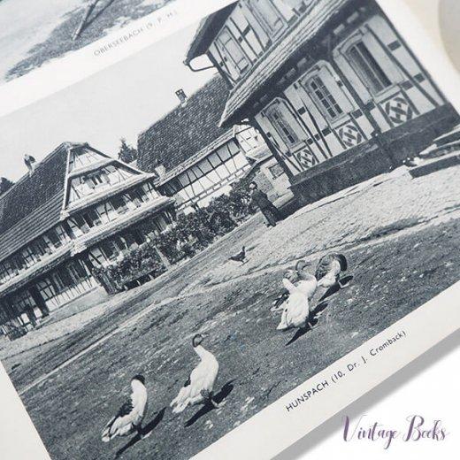1953年 フランス アルザス写真集(L'ALSACE MERVEILLEUSE・素晴らしいアルザス)【画像7】