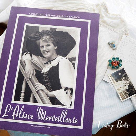 1953年 フランス アルザス写真集(L'ALSACE MERVEILLEUSE・素晴らしいアルザス)【画像8】