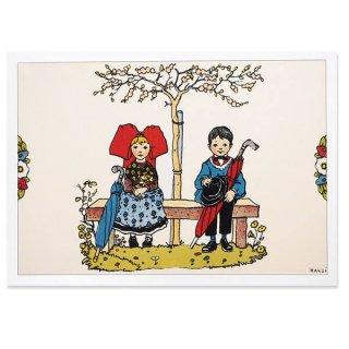 フランスポストカード (ハンジ HANSi banc)