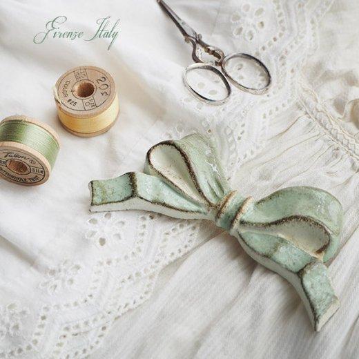 SOLDI ソルディ イタリア フィレンツェ リボン【opal green】【画像5】